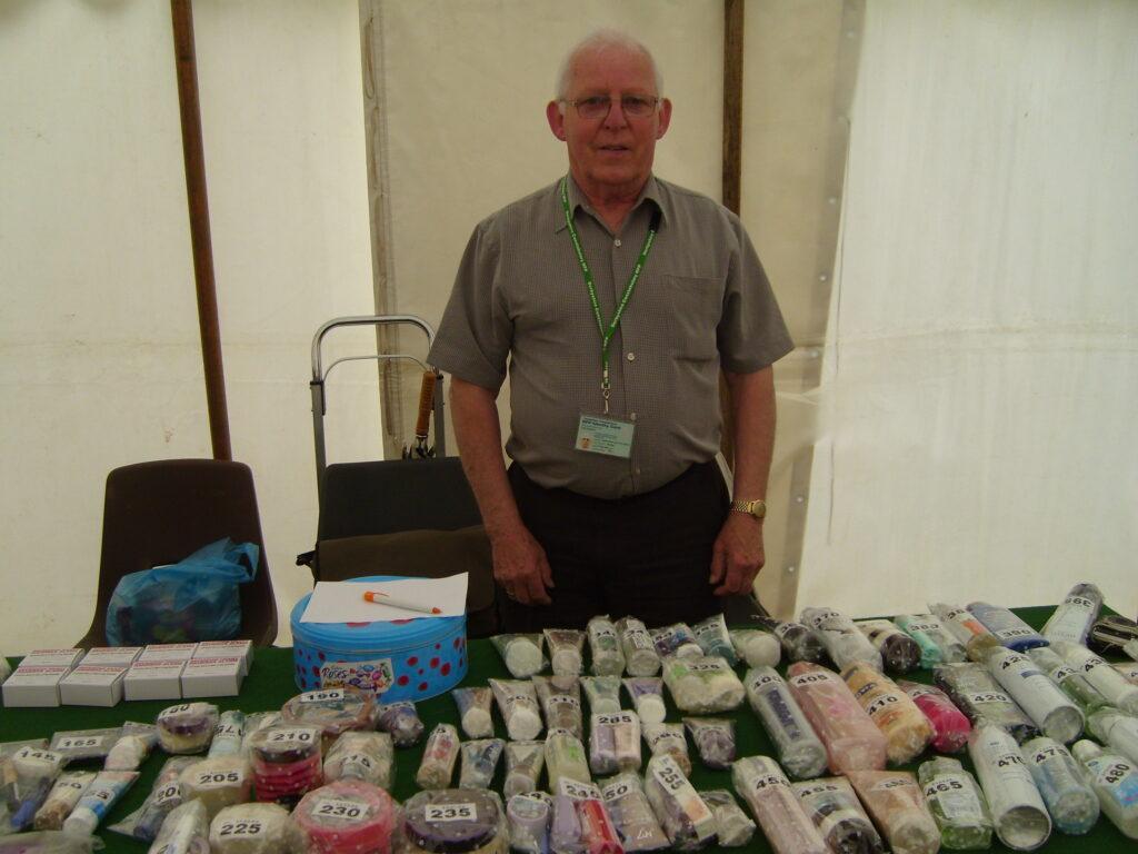 Ken Bostock Derbyshire Neighbourhood Watch Co-ordinator